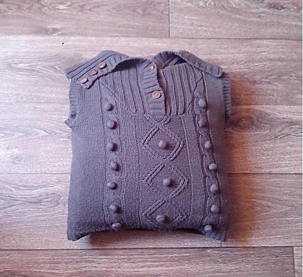 5de plaatje DIY truien handeling