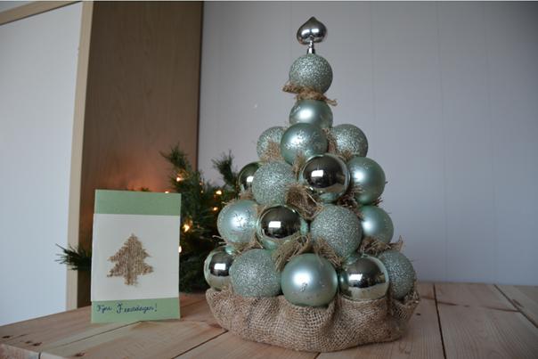 de kerstballenboom